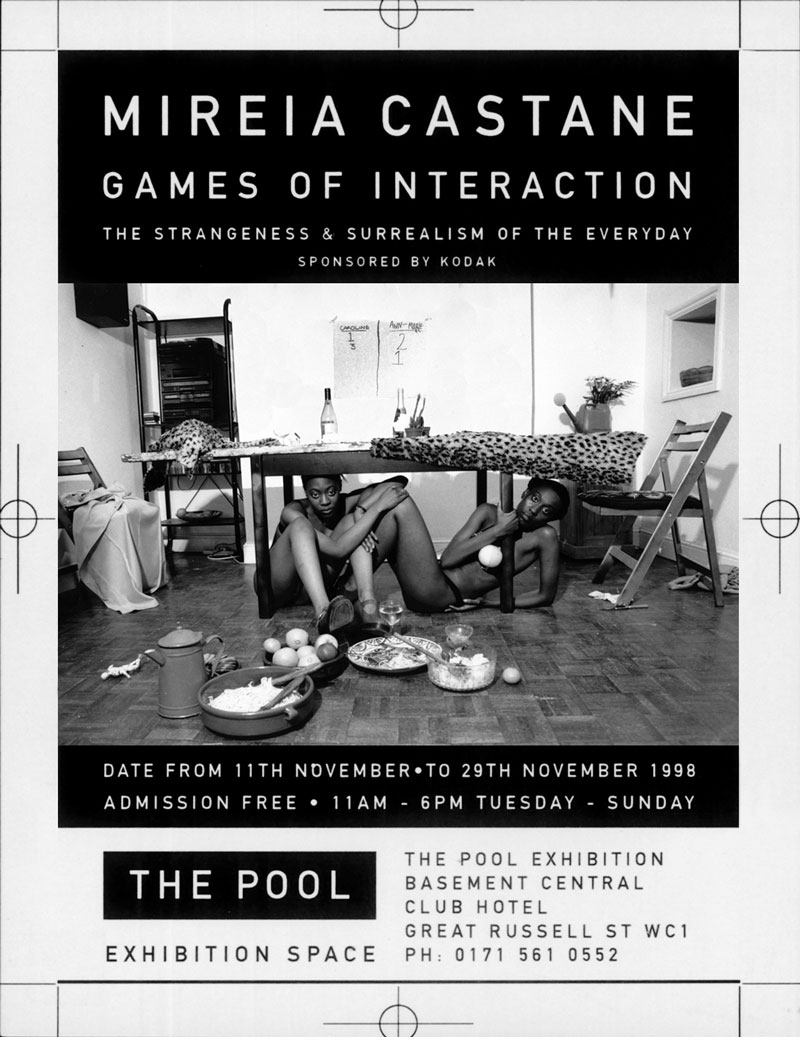 Games of interaction Poster